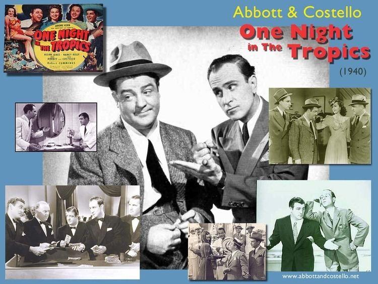 One Night in the Tropics Abbott Costello images One Night in the Tropics HD wallpaper and