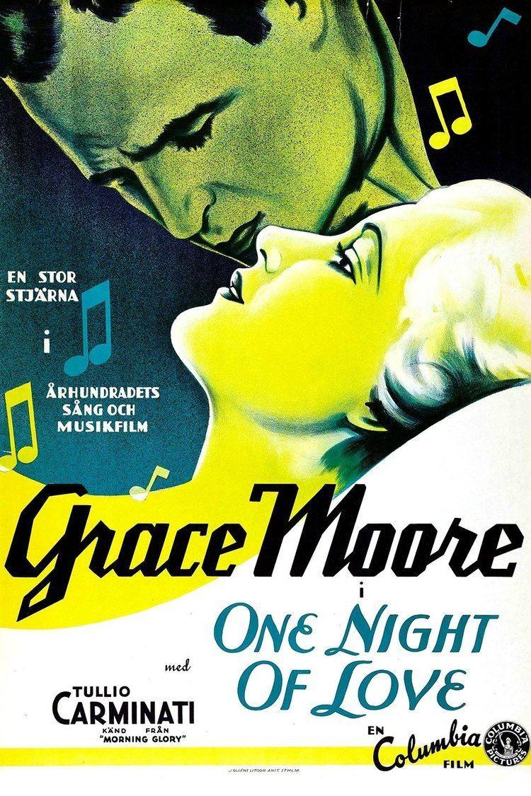 One Night of Love wwwgstaticcomtvthumbmovieposters49680p49680