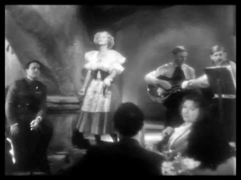 One Night of Love One Night of Love Outtake 1934 Grace Moore YouTube