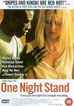 One Night Stand (1997 film) One Night Stand DVD 1997 Amazoncouk Wesley Snipes Nastassja
