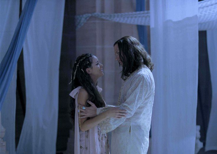 One Night with the King movie scenes One Night With the King I love this scene and the wedding song Being