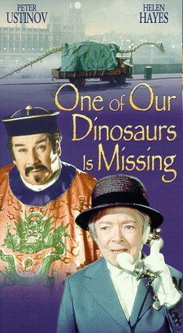 One of Our Dinosaurs Is Missing I Will Not Love You Long Time One of Our Dinosaurs is Missing