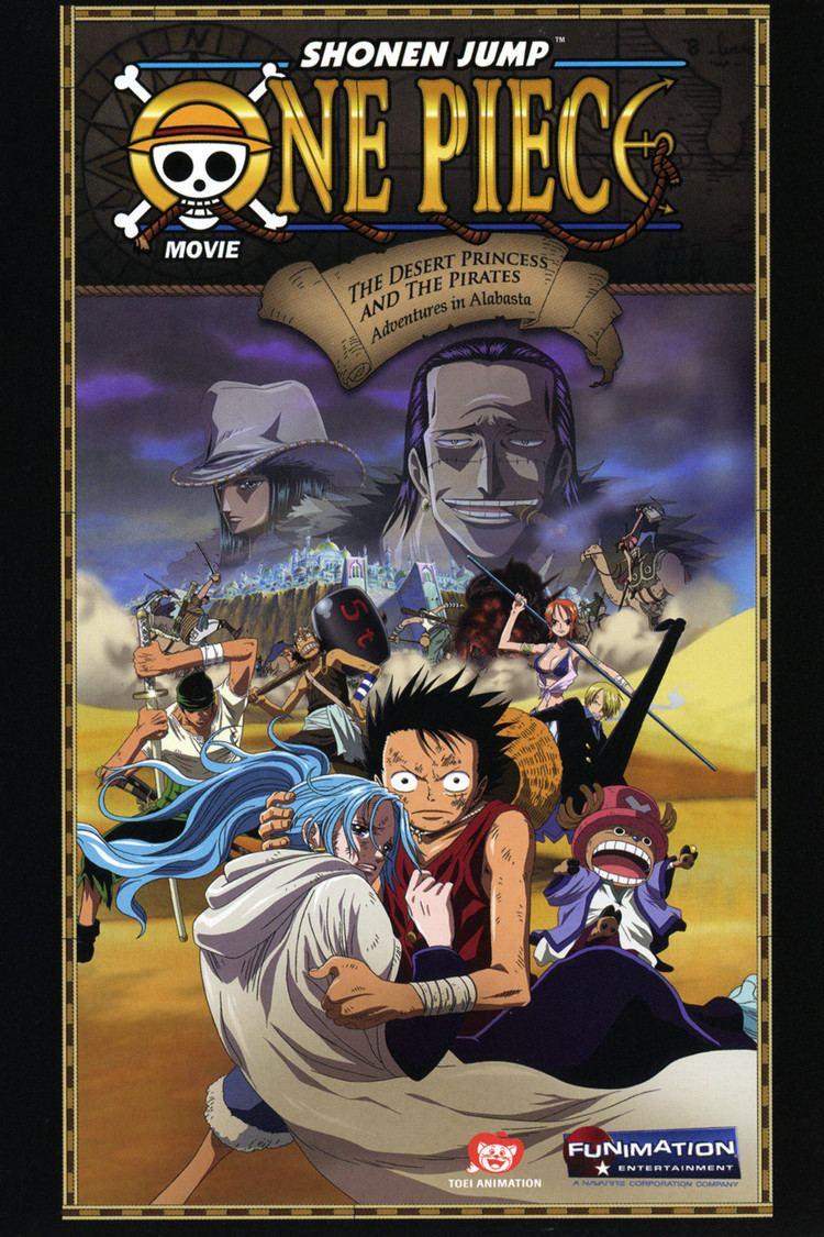 One Piece Movie: The Desert Princess and the Pirates: Adventures in Alabasta wwwgstaticcomtvthumbdvdboxart177883p177883
