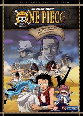 One Piece Movie: The Desert Princess and the Pirates: Adventures in Alabasta httpsuploadwikimediaorgwikipediaen558One