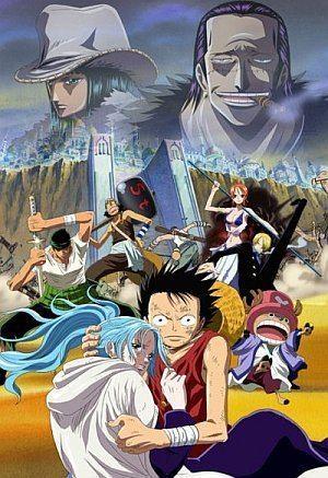 One Piece Movie: The Desert Princess and the Pirates: Adventures in Alabasta httpsimagesgogoanimetvimagesanimeOOnePie