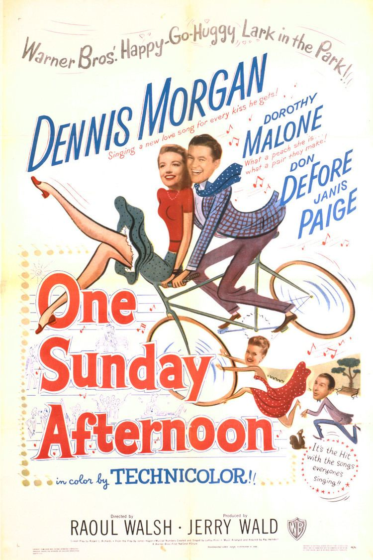 One Sunday Afternoon (1948 film) wwwgstaticcomtvthumbmovieposters2092p2092p