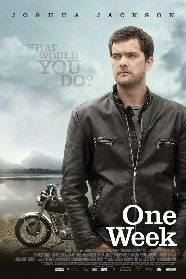 One Week (2008 film) wwwgstaticcomtvthumbmovieposters197626p1976