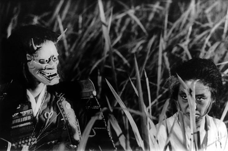 Onibaba (film) Movie Review Onibaba 1964 Alex Kittle