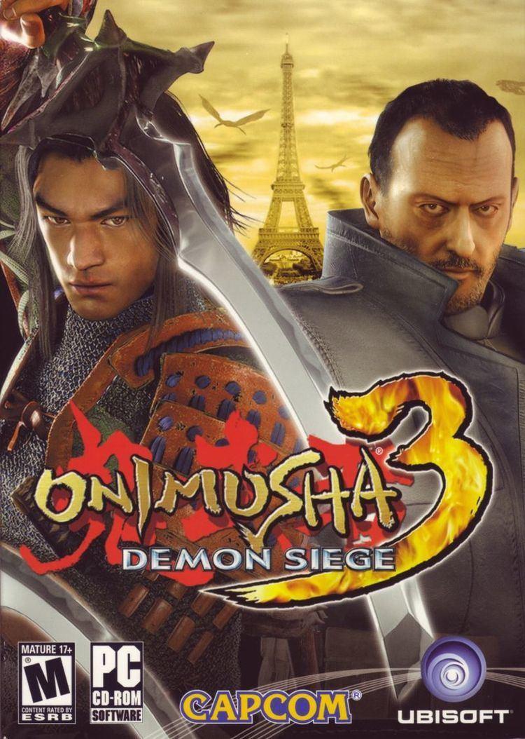 Onimusha 3: Demon Siege wwwmobygamescomimagescoversl61108onimusha3