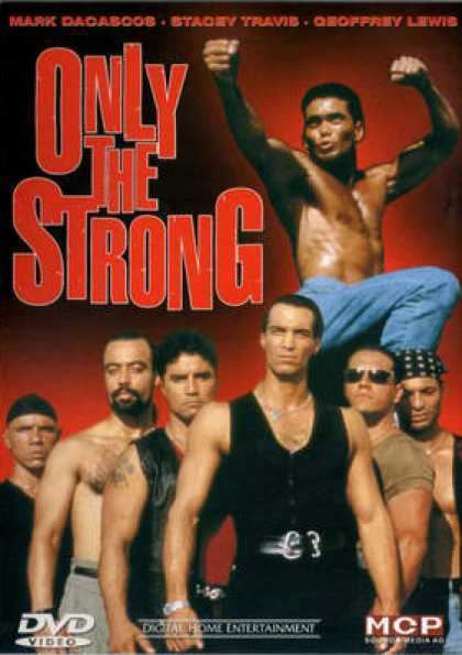 Only the Strong (film) Only the Strong 1993 Review The Action Elite