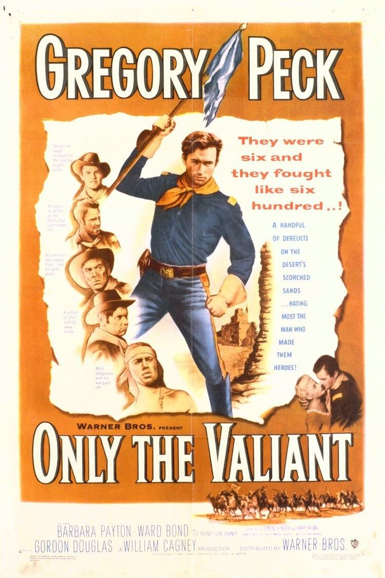 Only the Valiant wwwgstaticcomtvthumbmovieposters40090p40090