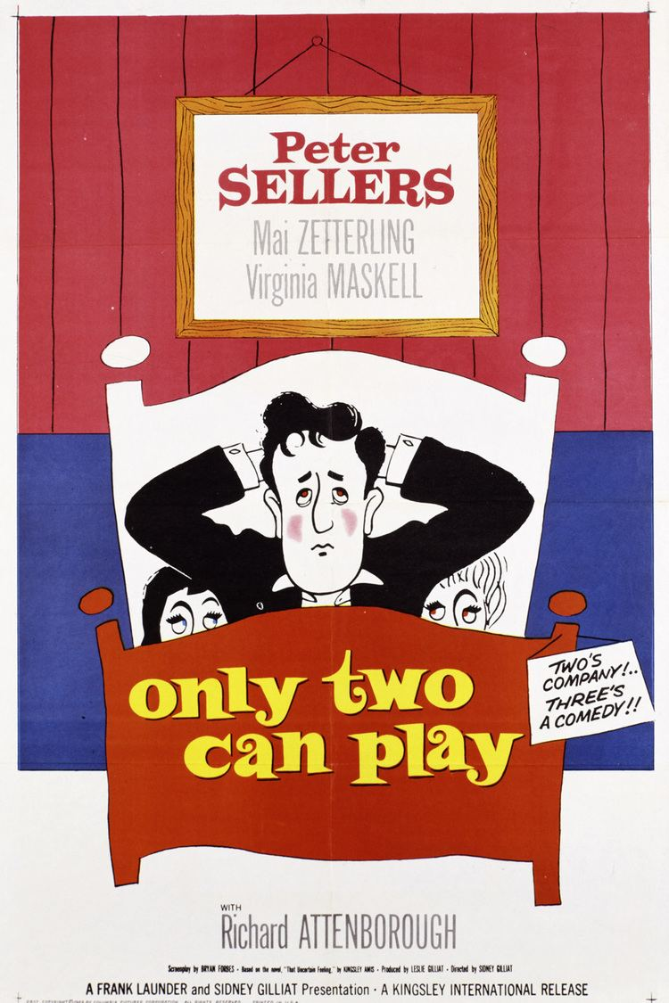 Only Two Can Play wwwgstaticcomtvthumbmovieposters2397p2397p