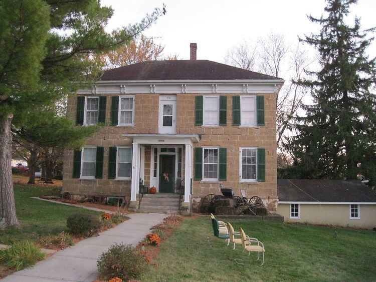 Onon B. and Betsy Dahle House