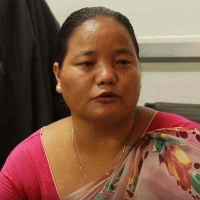 Onsari Gharti Magar Nepal elects Onsari Gharti Magar as first woman speaker of