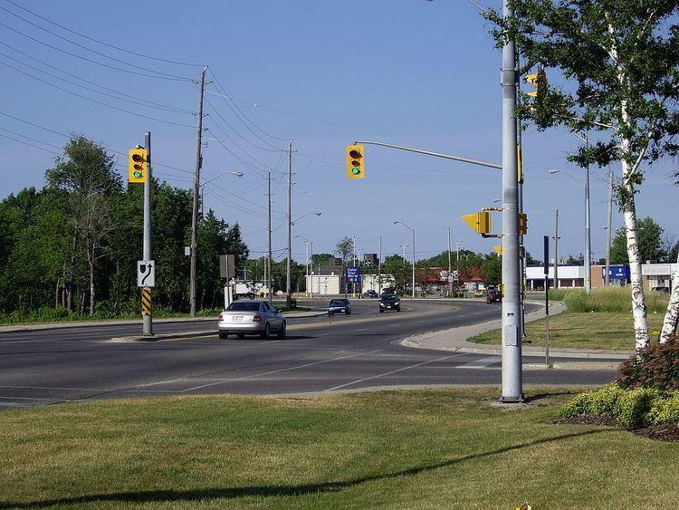 Ontario Highway 21