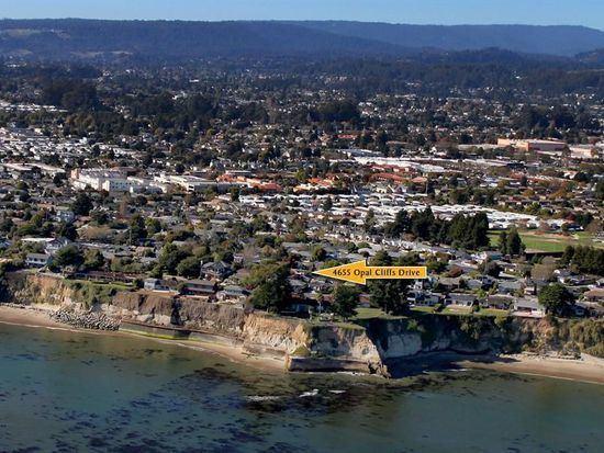 Opal Cliffs, California Beautiful Landscapes of Opal Cliffs, California