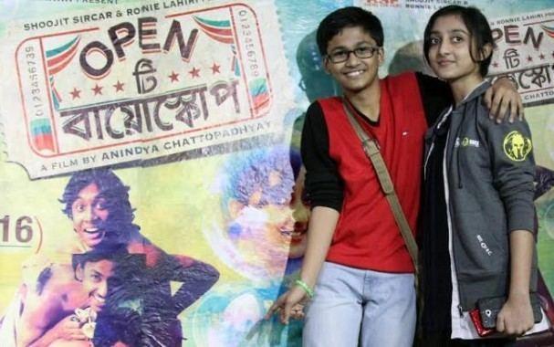Open Tee Bioscope Team Open Tee Bioscope captures North Kolkata walls Indiablooms