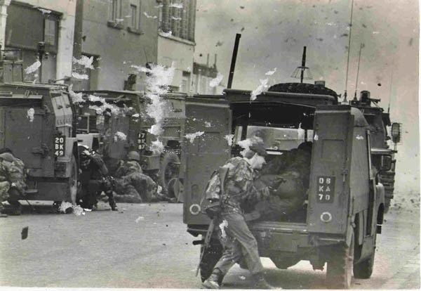 3372628702 Operation Banner OPERATION BANNER Welsh Guards Reunited 39Miscellaneous39  Welsh