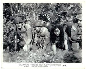 Operation Bikini TAB HUNTER EVA SIX FRANKIE AVALON movie photo 1963 OPERATION