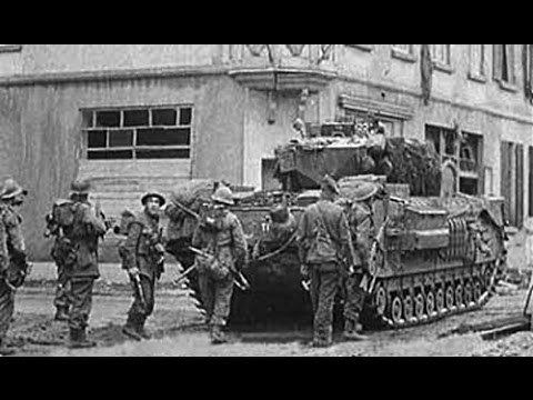 Operation Bluecoat British advance in Normandy Operation Bluecoat YouTube