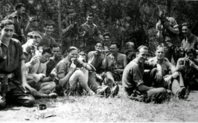 Operation Bulbasket La Resistance Francaise Opration Bulbasket les SAS dans la