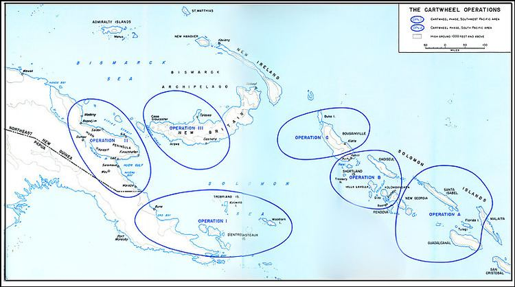 Operation Cartwheel HyperWar US Army in WWII Strategy and Command The First Two Years