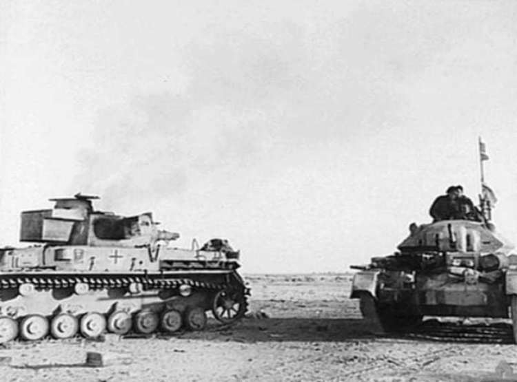 Operation Crusader Operation Crusader The Incomplete British Counterstroke in North