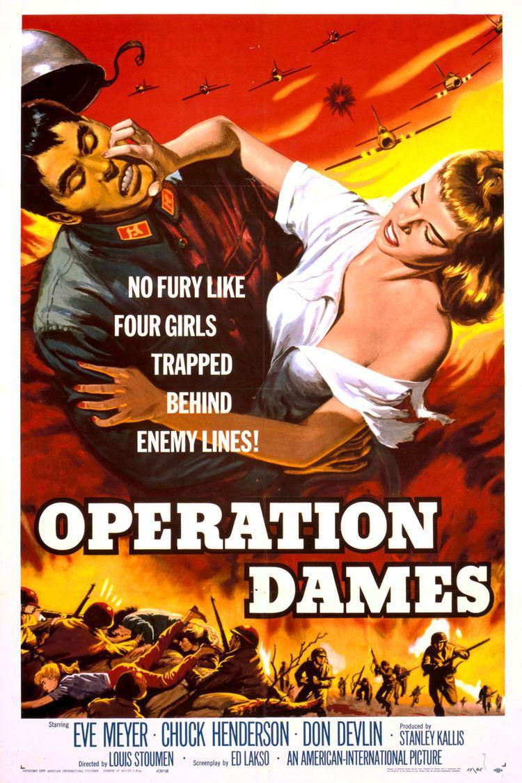 Operation Dames wwwgstaticcomtvthumbmovieposters41984p41984