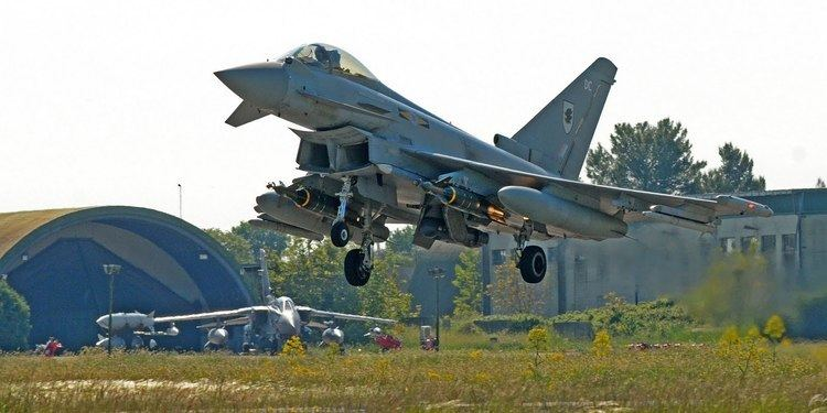 Operation Ellamy Grand Logistics Some Statistics On Royal Air Force Operations In Libya