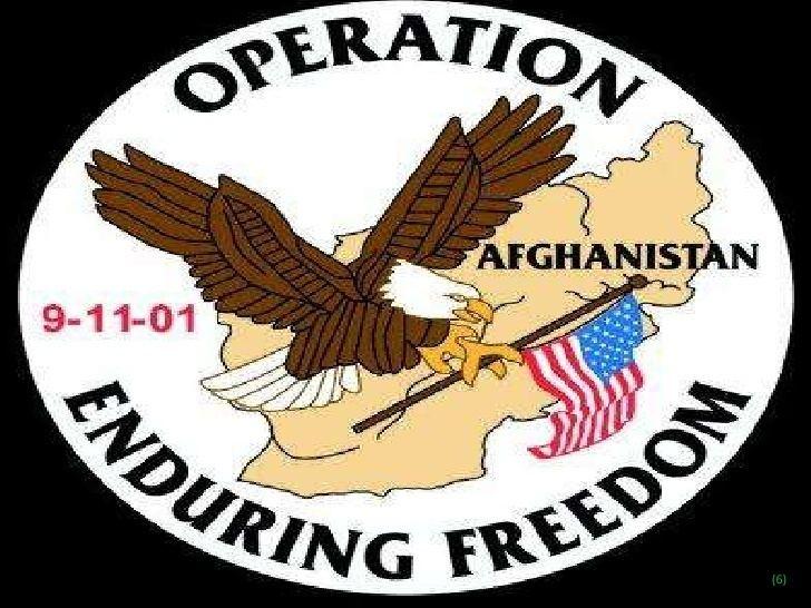 Operation Enduring Freedom httpsimageslidesharecdncomoperationenduringf