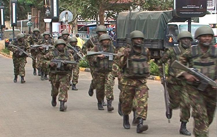 Operation Linda Nchi Is Nairobi39s Operation quotLinda Nchiquot effective