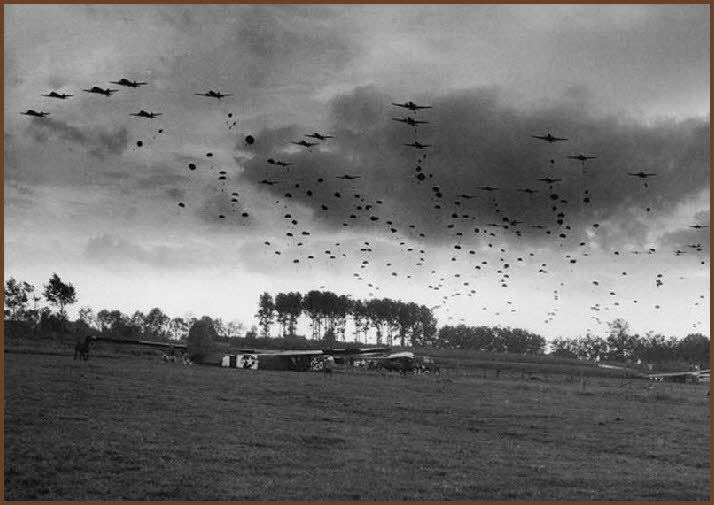 Operation Market Garden Brief chronology of Operation MarketGarden