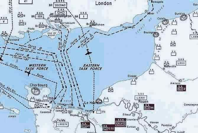 Operation Overlord OPERATION OVERLORD THE DDAY LANDINGS