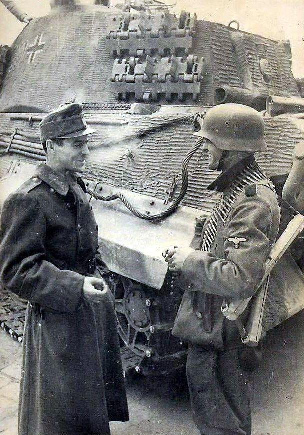 Operation Panzerfaust Photo Operation Panzerfaust Lomsvatern