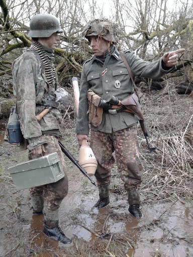 Operation Panzerfaust Achtung Kameraden