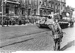 Operation Panzerfaust Operation Panzerfaust WikiVisually