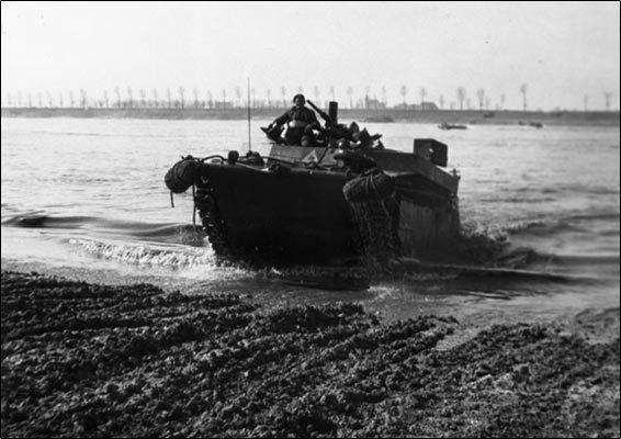 Operation Plunder 154 Brigade Operation Plunder The Crossing of the Rhine