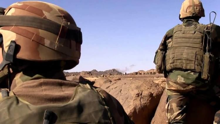 Operation Serval French military Operation Serval Mali 20132014 YouTube