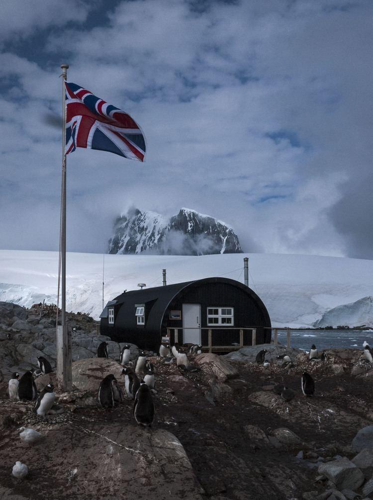 Operation Tabarin Antarctica Peltier Channel amp Port Lockroy fromalaskatobrazil