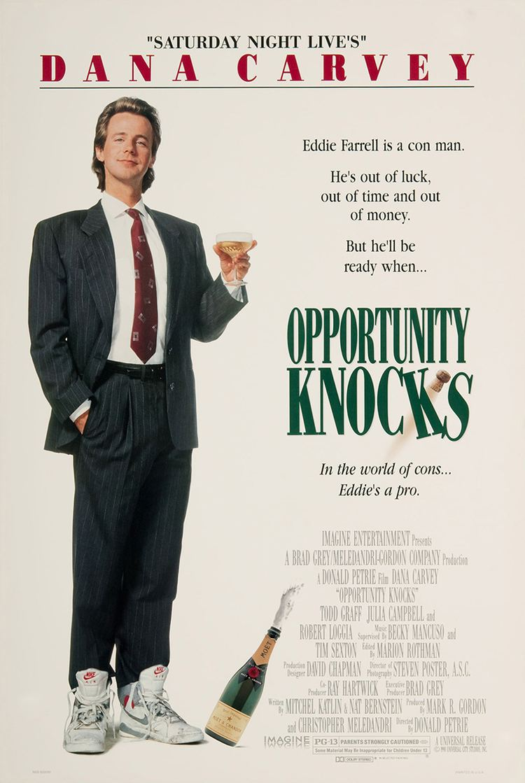 Opportunity Knocks (film) Watch Opportunity Knocks 1990 movie