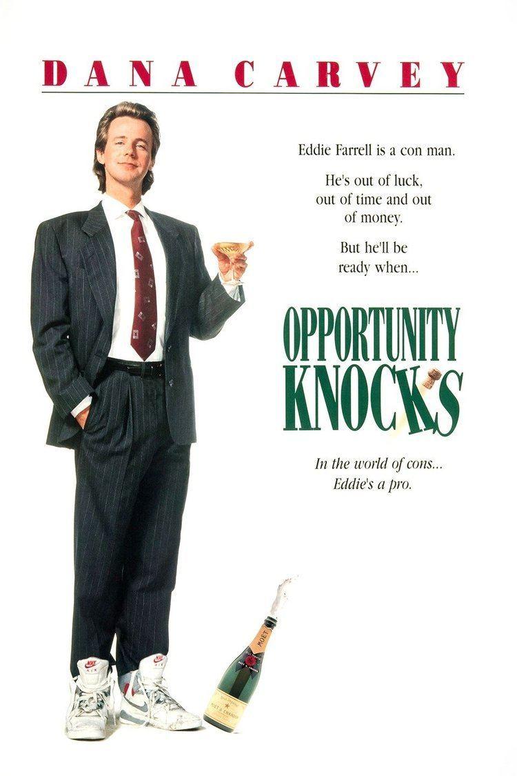 Opportunity Knocks (film) wwwgstaticcomtvthumbmovieposters12216p12216