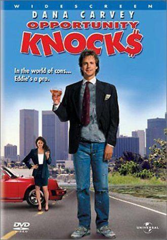 Opportunity Knocks (film) Amazoncom Opportunity Knocks Dana Carvey Robert Loggia Todd