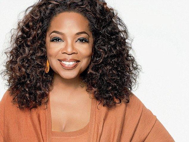 Oprah Winfrey Oprah Winfrey39s new book gives inspirational insights