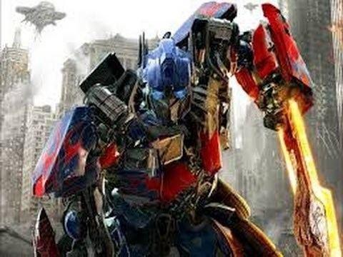 Optimus Prime Optimus Prime Tribute tributo Superhero Music YouTube