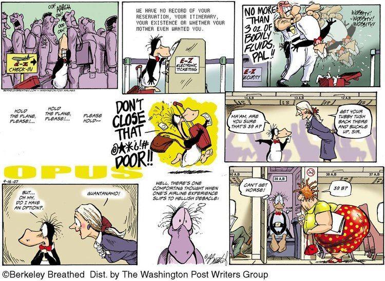 Opus Comic Strip Alchetron The Free Social Encyclopedia
