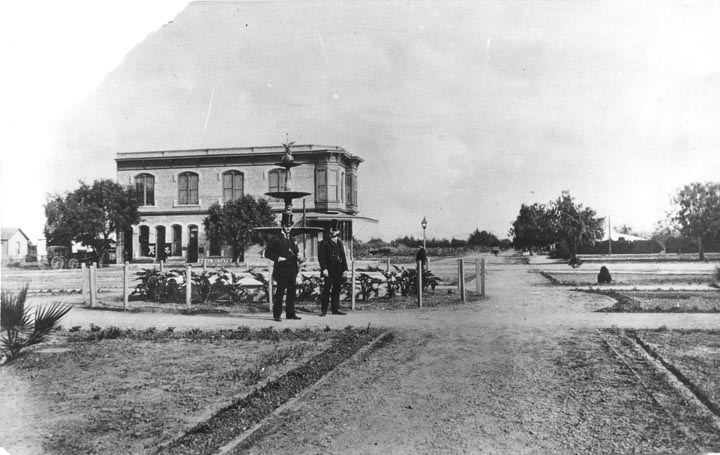 Orange, California in the past, History of Orange, California