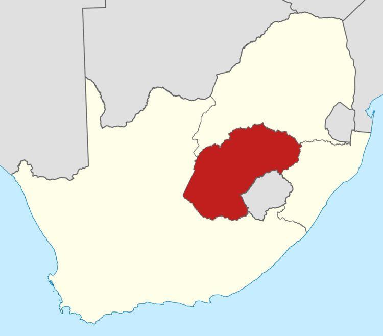 Orange Free State Province