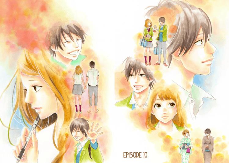 Orange (manga) Orange Manga Review Mage in a Barrel