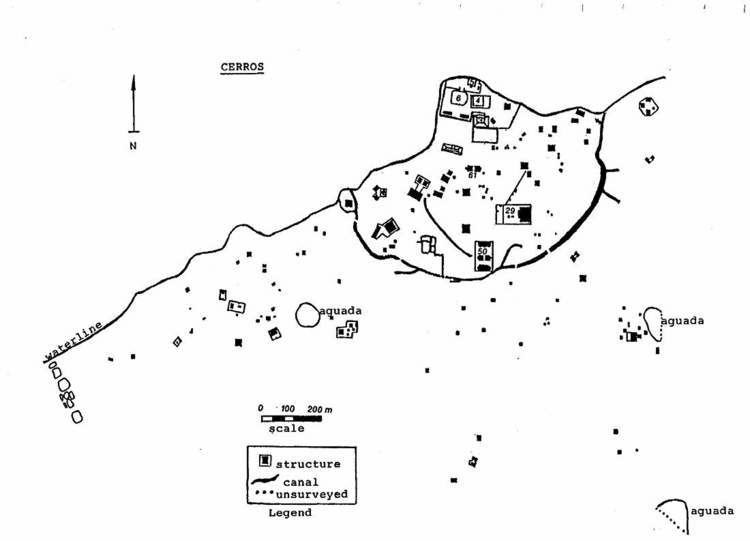 Orange Walk District in the past, History of Orange Walk District