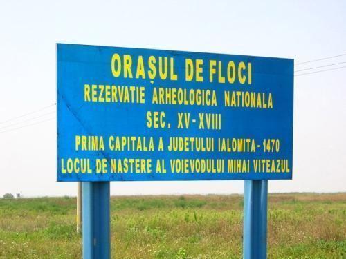 Orașul de Floci Trgul de Floci Povestea cetii disprute din inima Brganului
